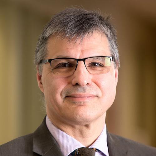 Prof Wolfgang Tomé, PhD